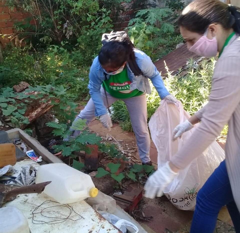 Dengue: después de la lluvia, renuevan recomendaciones